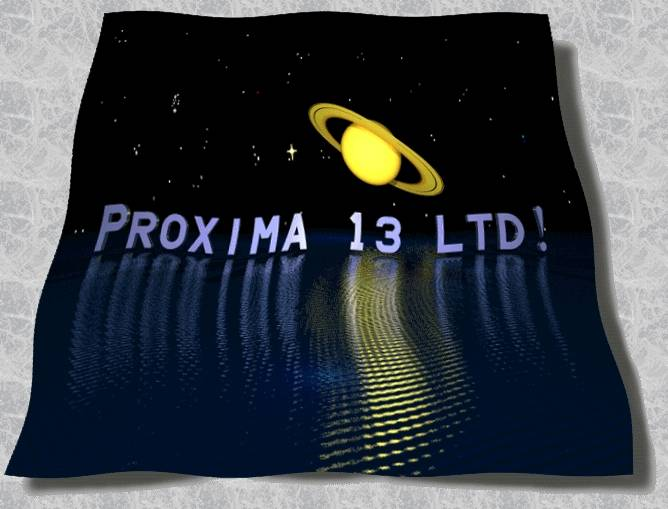 Welcome to proxima 13 web site